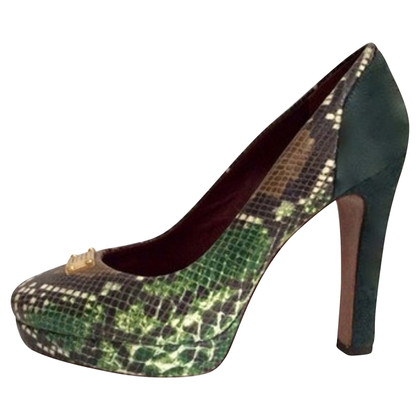 Marc Jacobs pumps Python Leather