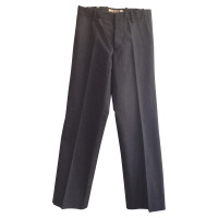 Marni trousers from wool mix