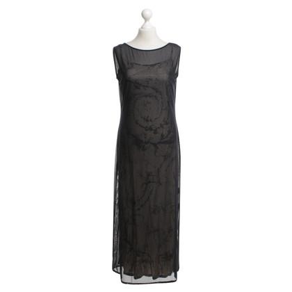 Laurèl Doppellagiges Kleid mit Muster