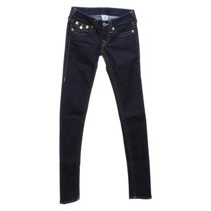 True Religion Jeans with gold details