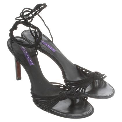 Ralph Lauren Black sandals