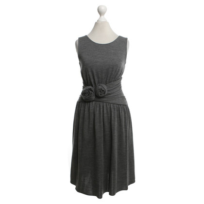 Moschino Cheap and Chic Kleid in Grau