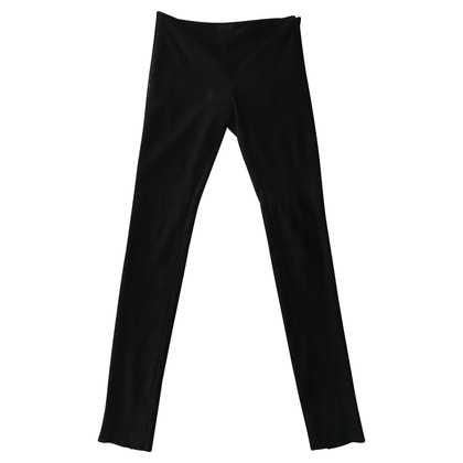 Prada Pantaloni in pelle