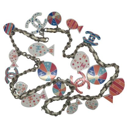 Chanel Cintura a catena con rimorchi