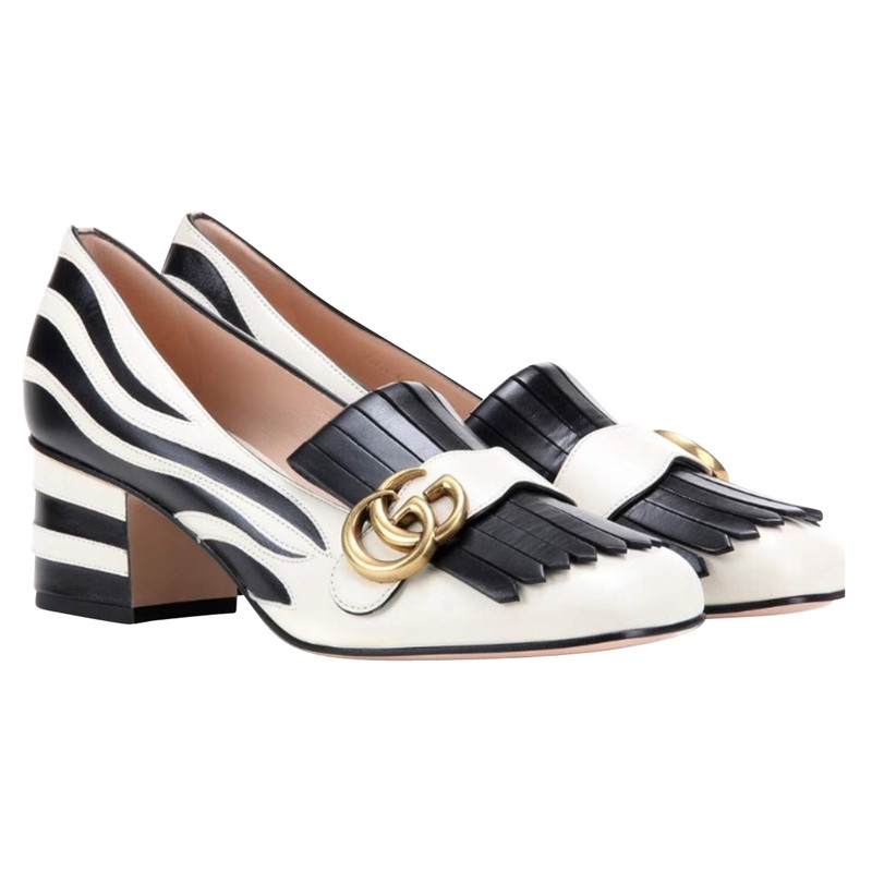 gucci marmont scarpe usate