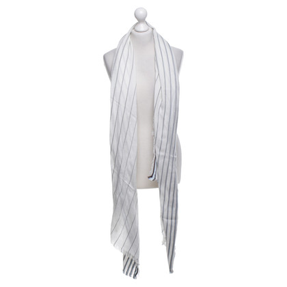 Gucci Scarf with stripes