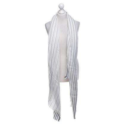 Gucci Schal mit Streifen