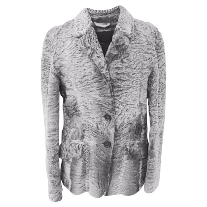 Prada Persian lamb fur jacket