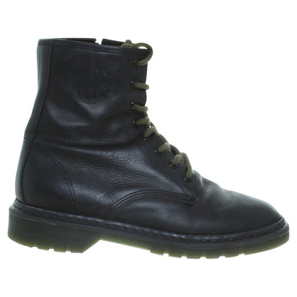 Golden Goose Black leather boot