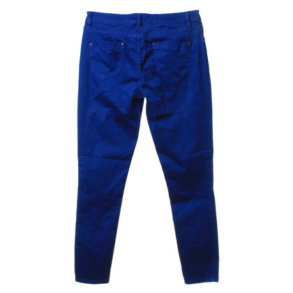 Karen Millen Jeans in Royal Blue