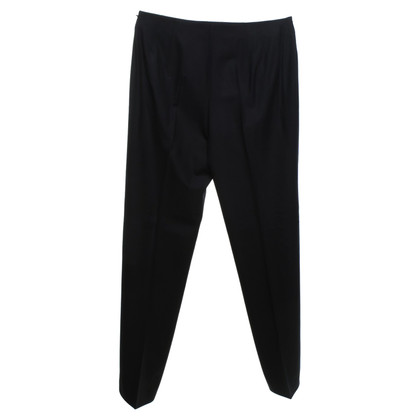 Gunex Wrap-around trousers in black
