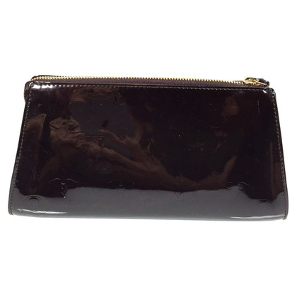 Louis Vuitton clutch made of patent leather