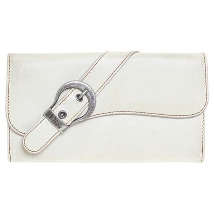 Christian Dior Portafoglio in beige