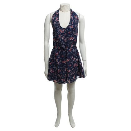 French Connection Short jumpsuit with a floral pattern