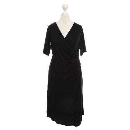 Velvet Jurk in zwart