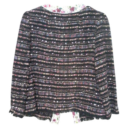 Dolce & Gabbana Jasje met pailletten versiering