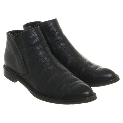 Henry Beguelin Ankle boot in black