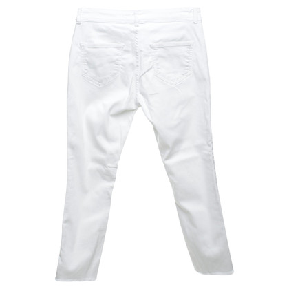 The Mercer N.Y. Jeans en blanc