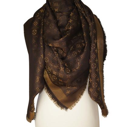 Louis Vuitton  Monogram Shine Tuch Schal