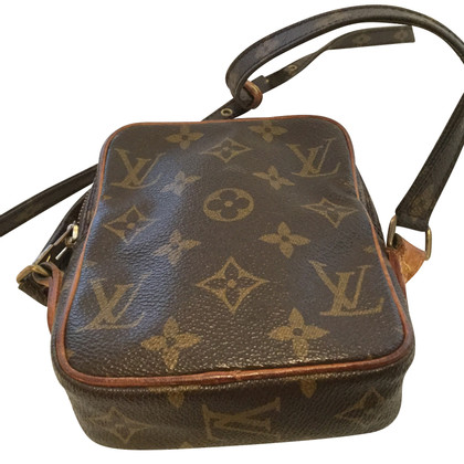 Louis Vuitton Satchel Bag Monogram Canvas