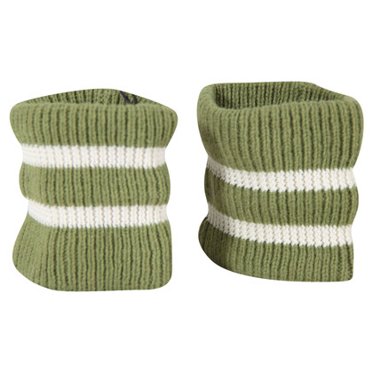 Maison Martin Margiela bracelets à tricoter