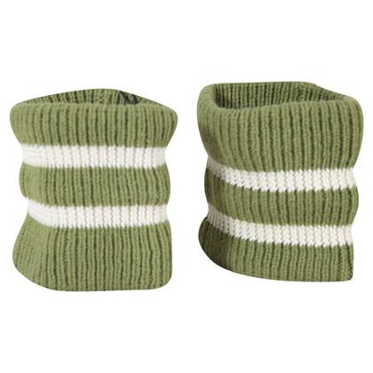 Maison Martin Margiela bracciali a maglia