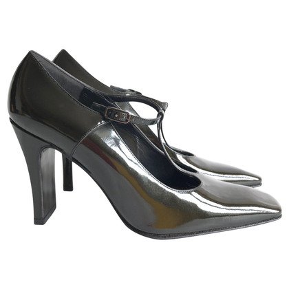 Fendi T-Strap-pumps in Brown