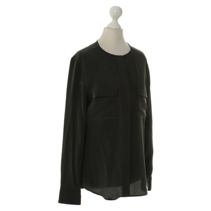 Equipment Blusa in grigio scuro