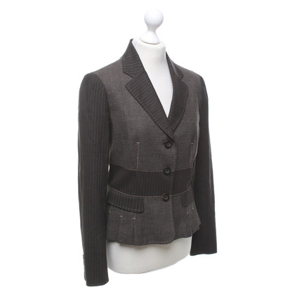 Moschino Cheap and Chic Blazer with pattern