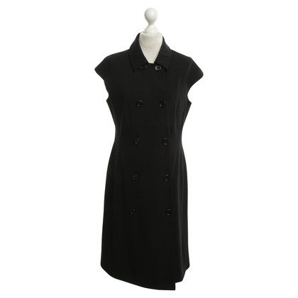 René Lezard Dress in black