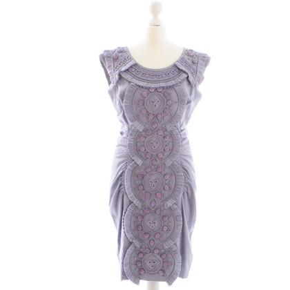 Matthew Williamson Fliederfarbenes dress