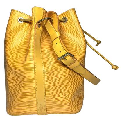 """Louis Vuitton """"Petit Noé aus Epi Leder"""" in Gelb"""