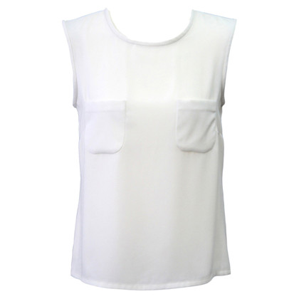 Hobbs Top in White