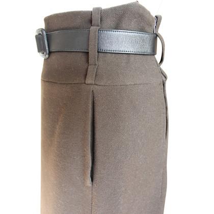 Jil Sander Skirt with belt wool
