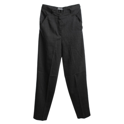 Dolce & Gabbana trousers in Bicolor