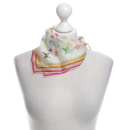 Louis Vuitton Silk scarf in multicolor
