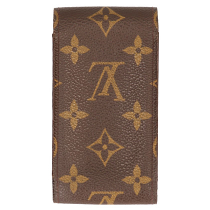 Louis Vuitton Zigarettenetui aus Monogram Canvas