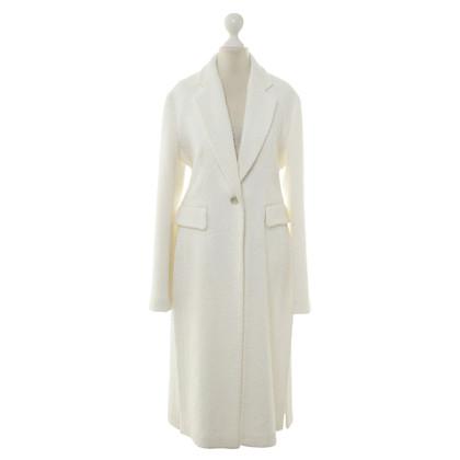 Balenciaga Cappotto in bianco