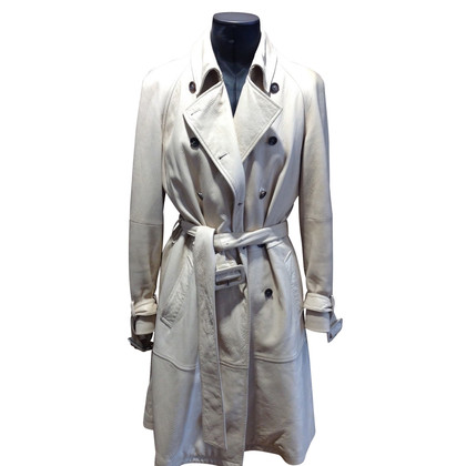 Aigner Coat in Beige Trench