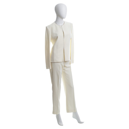 Other Designer Georges Rech - trouser suit with beaded detail