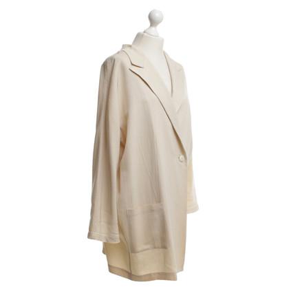 Yohji Yamamoto coat oversize
