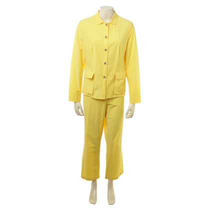 Riani Pantaloni tuta in giallo