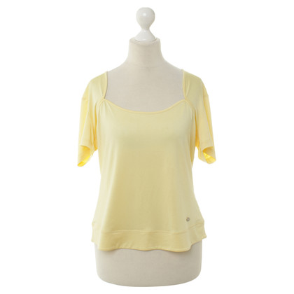 Rena Lange Silk shirt in yellow