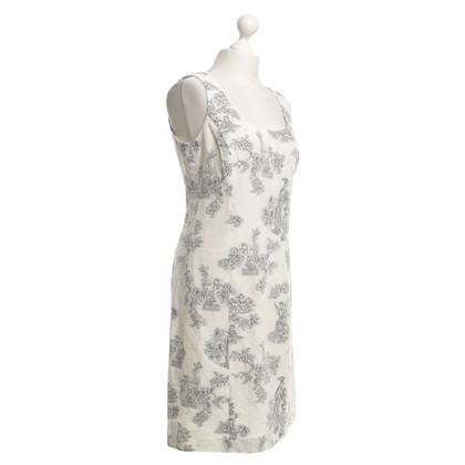 Armani Kleid mit Webmuster