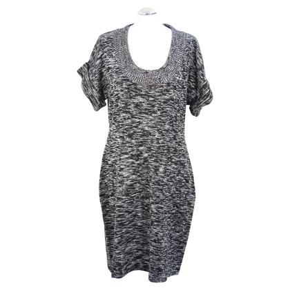 Calvin Klein Gebreide jurk met patroon