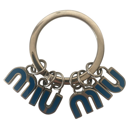 Miu Miu key Chain