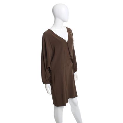 Filippa K Kleid mit Federmausärmeln