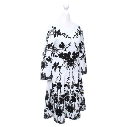Alexander McQueen Dress with a floral pattern