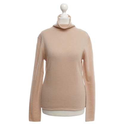 81 hours Cashmere sweater in Nude