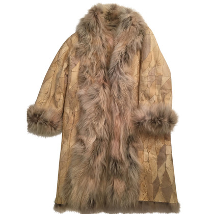 Céline Reversible fur coat